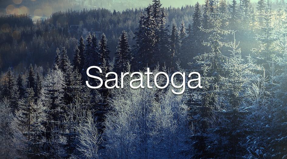 Imagen de portada Saratoga